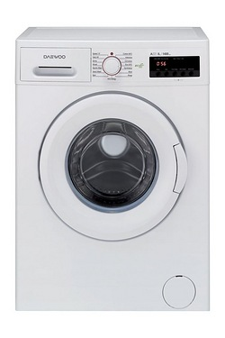 Daewoo 8kg 1400 Spin Washing Machine