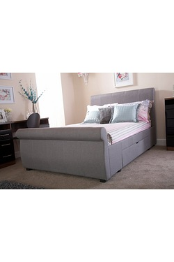 Alabama 2 Drawer Bed