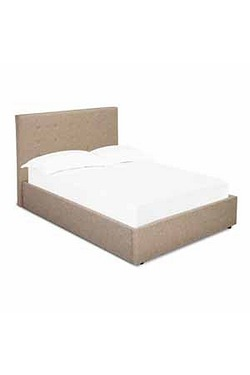 Lucca Bed With Mattress