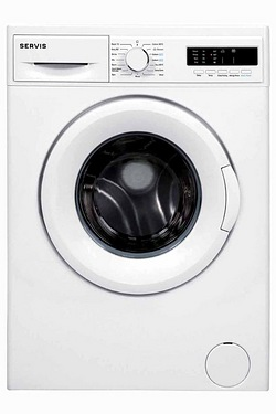 Servis 7kg 1200 Spin Washing Machine