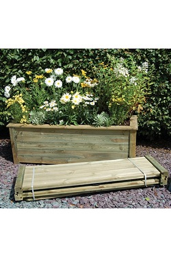 Bamburgh Planter Kit 150cm Wide