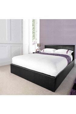Prado Lift Storage Bed - With Mattress