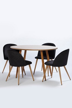 Carnaby Dining Set