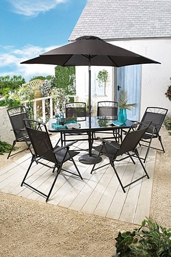 Kent 8-Piece Patio Set