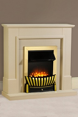 Inspire Sandringham Electric Fire Suite