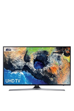 "Samsung 55"" Ultra HD Smart LED TV"