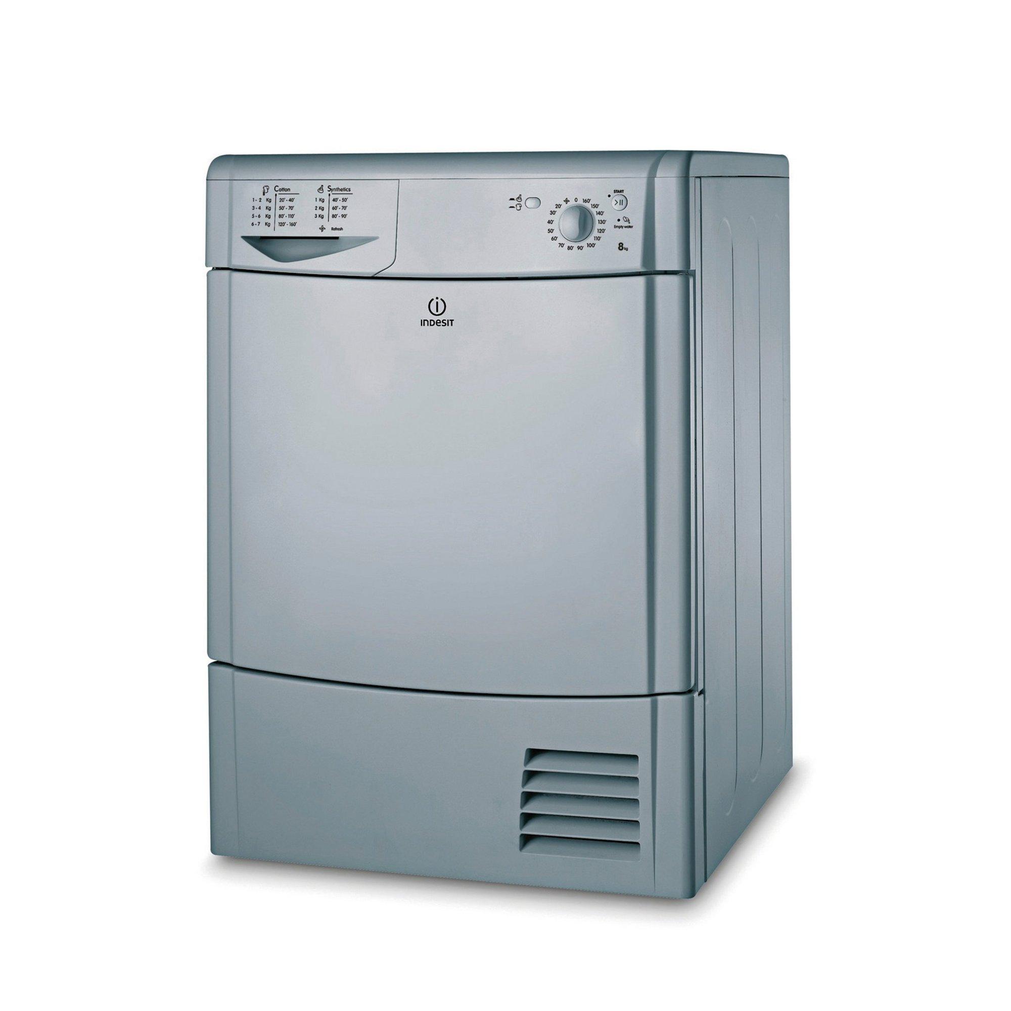 Image of Indesit 8kg Condenser Sensor Tumble Dryer