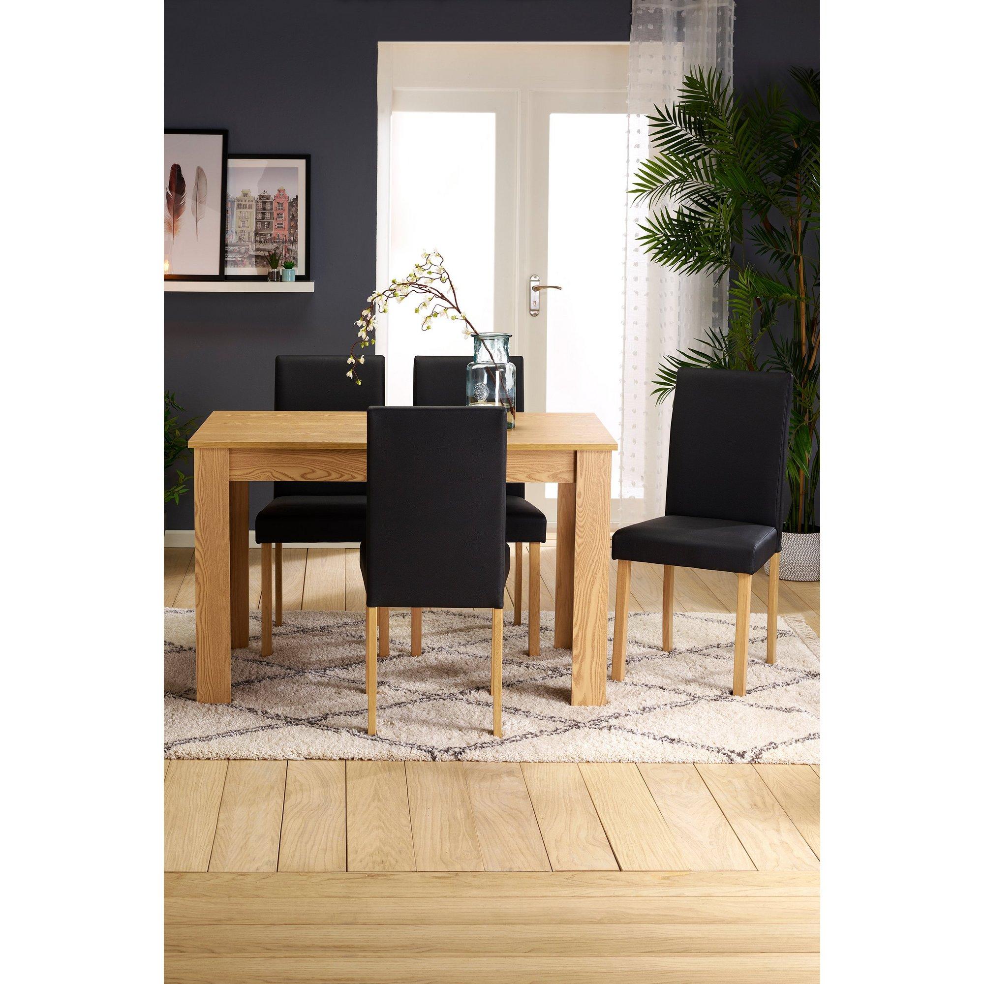 Image of Kingston 5 Piece Dining Set
