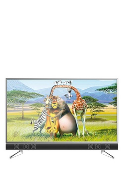 "Cello 50"" Platinum Android Smart 4K TV With Soundbar"