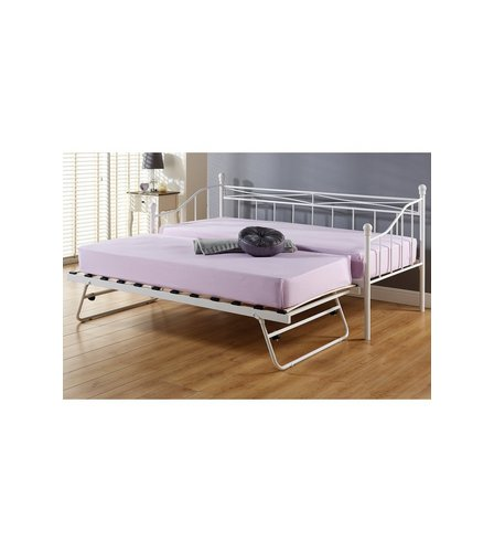 Paris Daybed With Trundle And Mattresses Studio