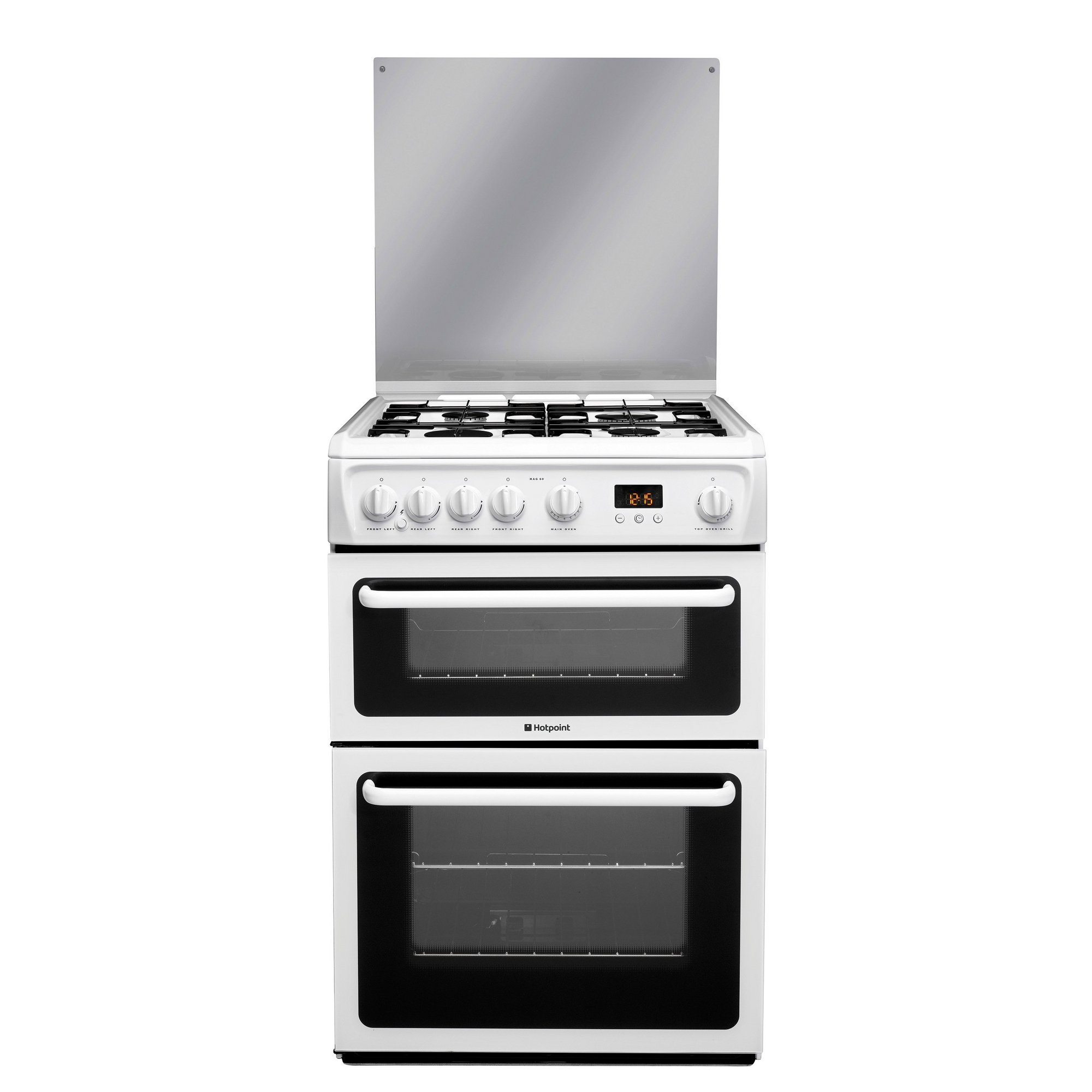 Image of Hotpoint 60cm Gas Cooker