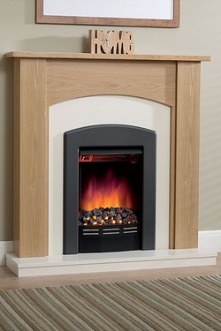 Be Modern Lancaster Electric Fire Suite