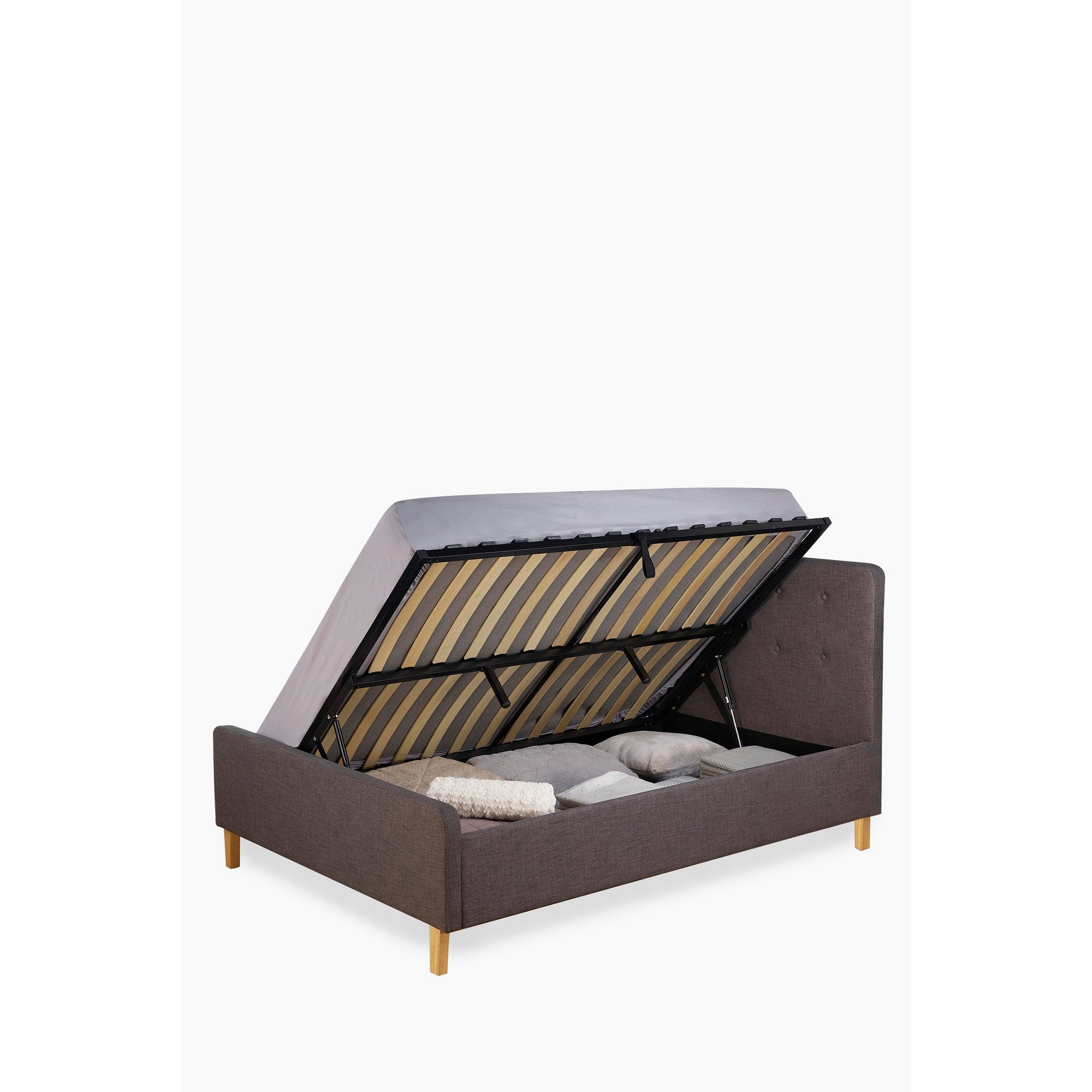 Image of Ashbourne Ottoman Bed with Mattress