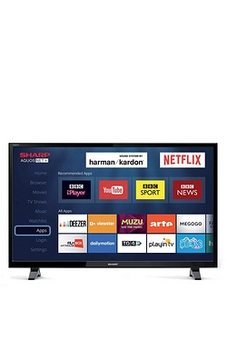 "Sharp 40"" Full HD Freeview HD Smart TV"