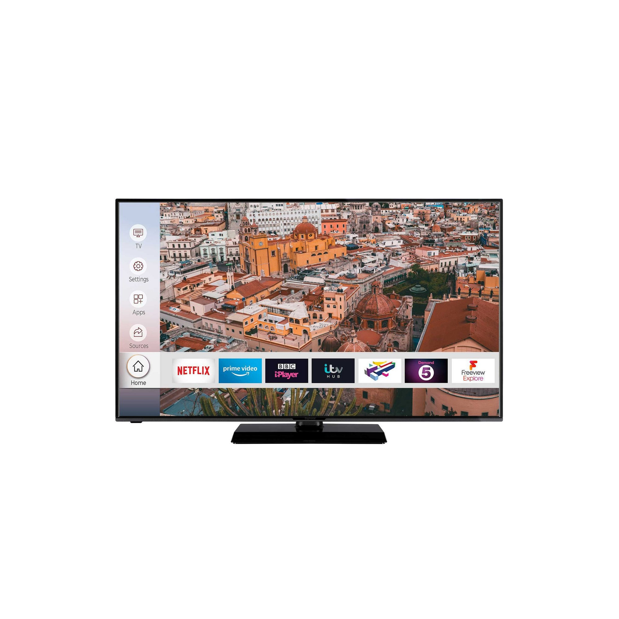 Image of Digihome 43 Inch 43292UHDHDR 4K Ultra HD Smart LED TV