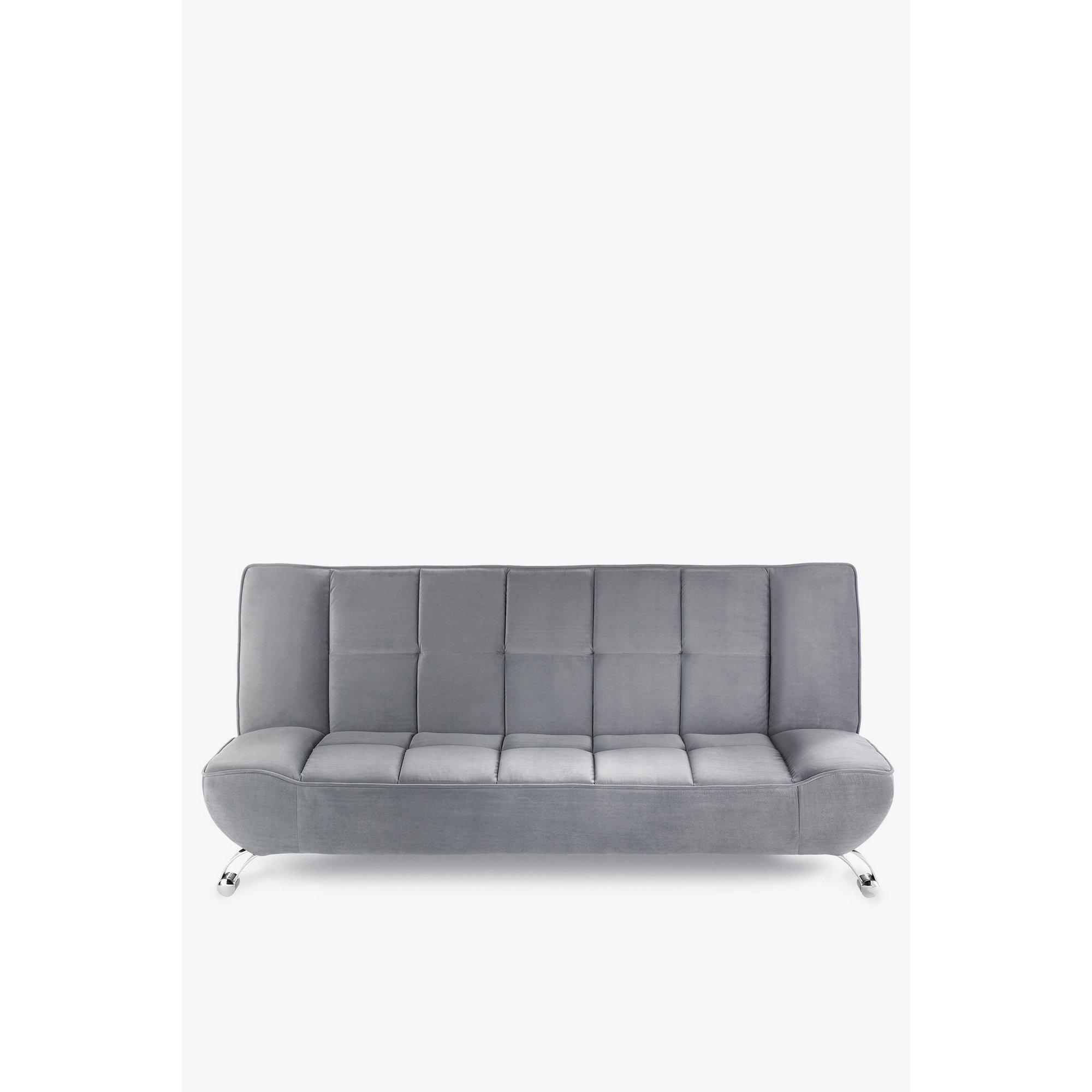 Image of Genoa Velvet Sofa Bed