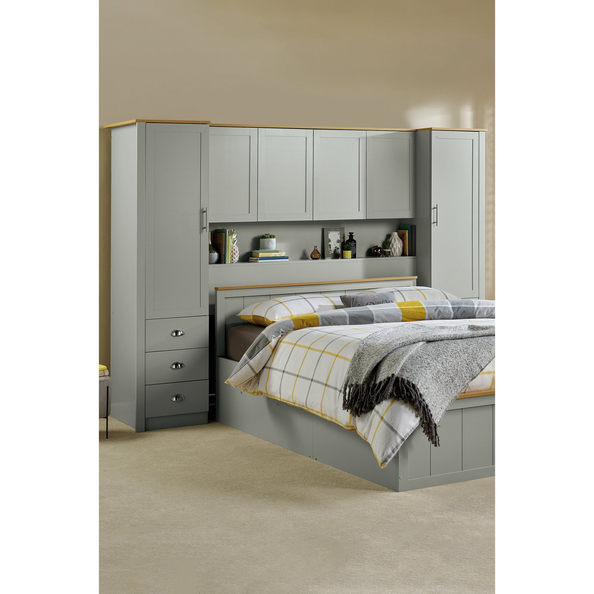 Image of Lancaster Overbed Storage Unit