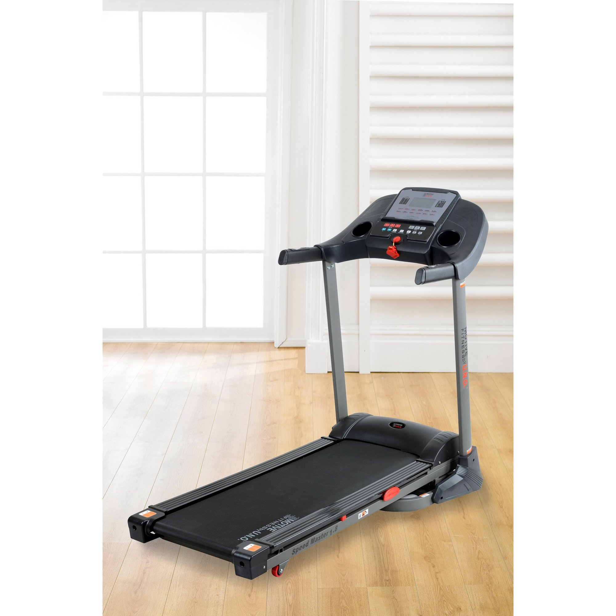 Image of Motive Fitness By Uno Speed Master 1.8P Treadmill