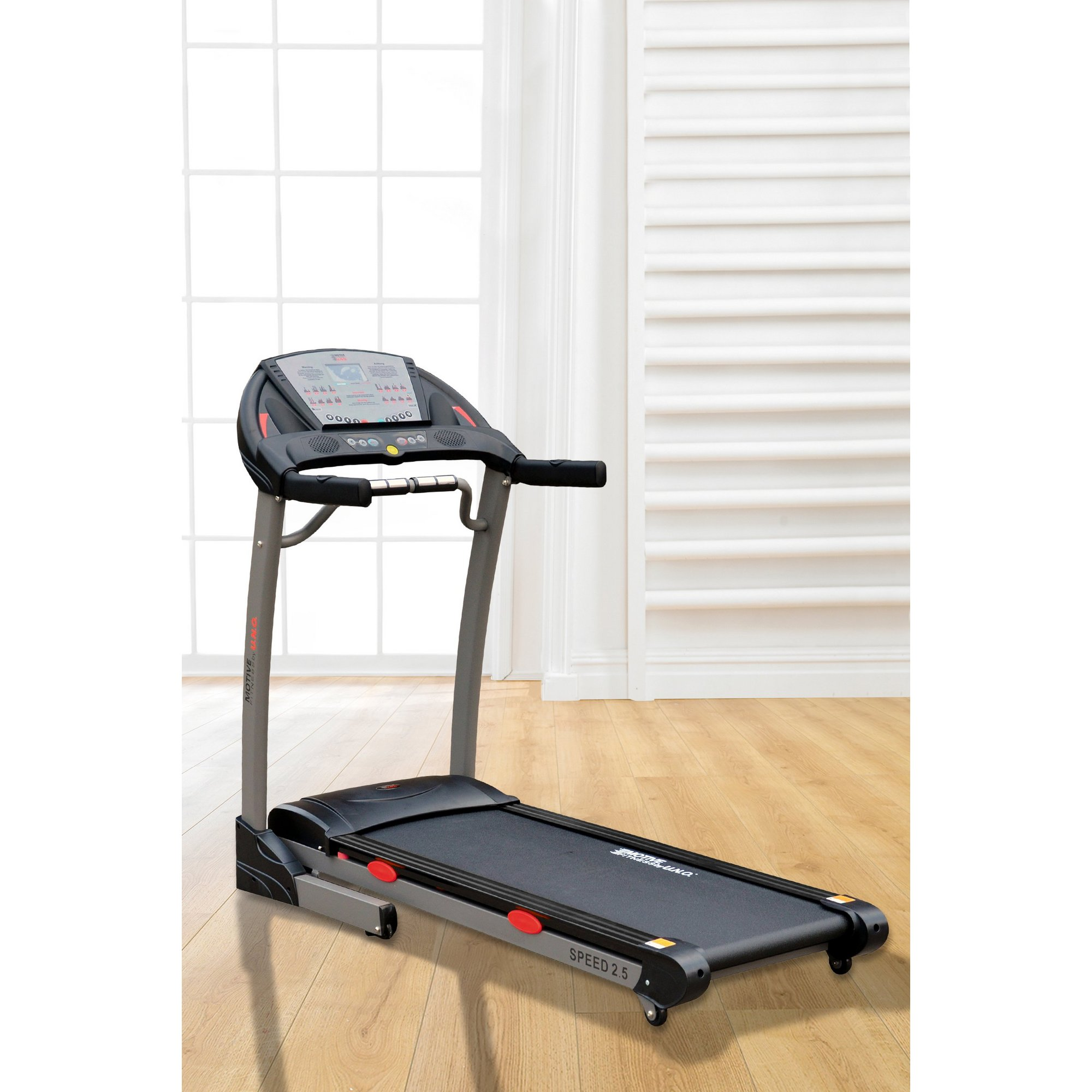 Image of Motive Fitness By Uno Speed 2.5 Treadmill