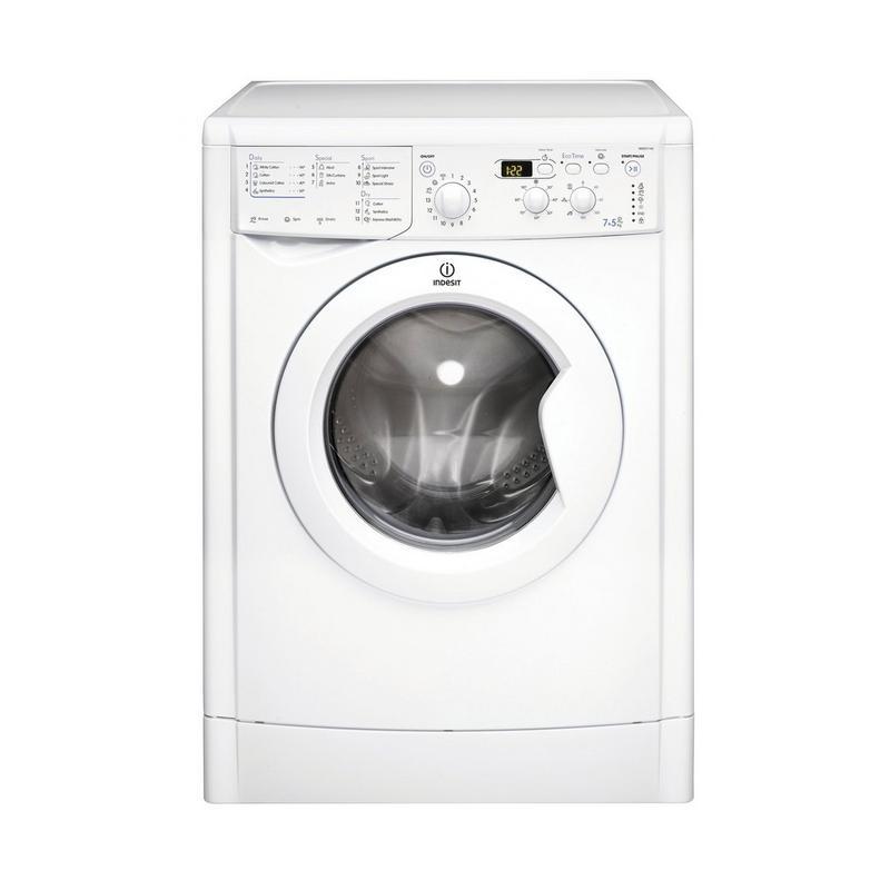 indesit 7kg 1400 spin washer dryer