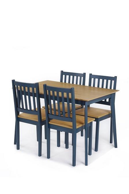 Sherbourne 5 Piece Rectangular Dining Set Studio