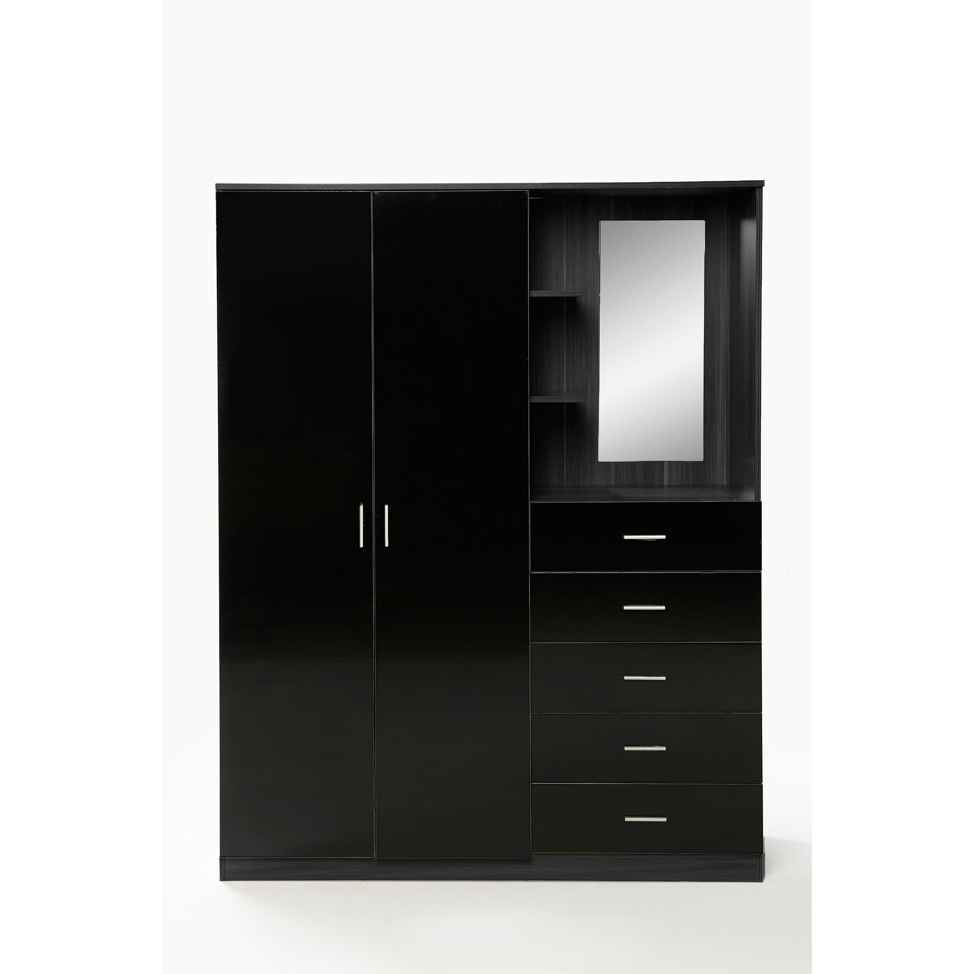 Image of Carleton High Gloss 2 Door Combi Unit