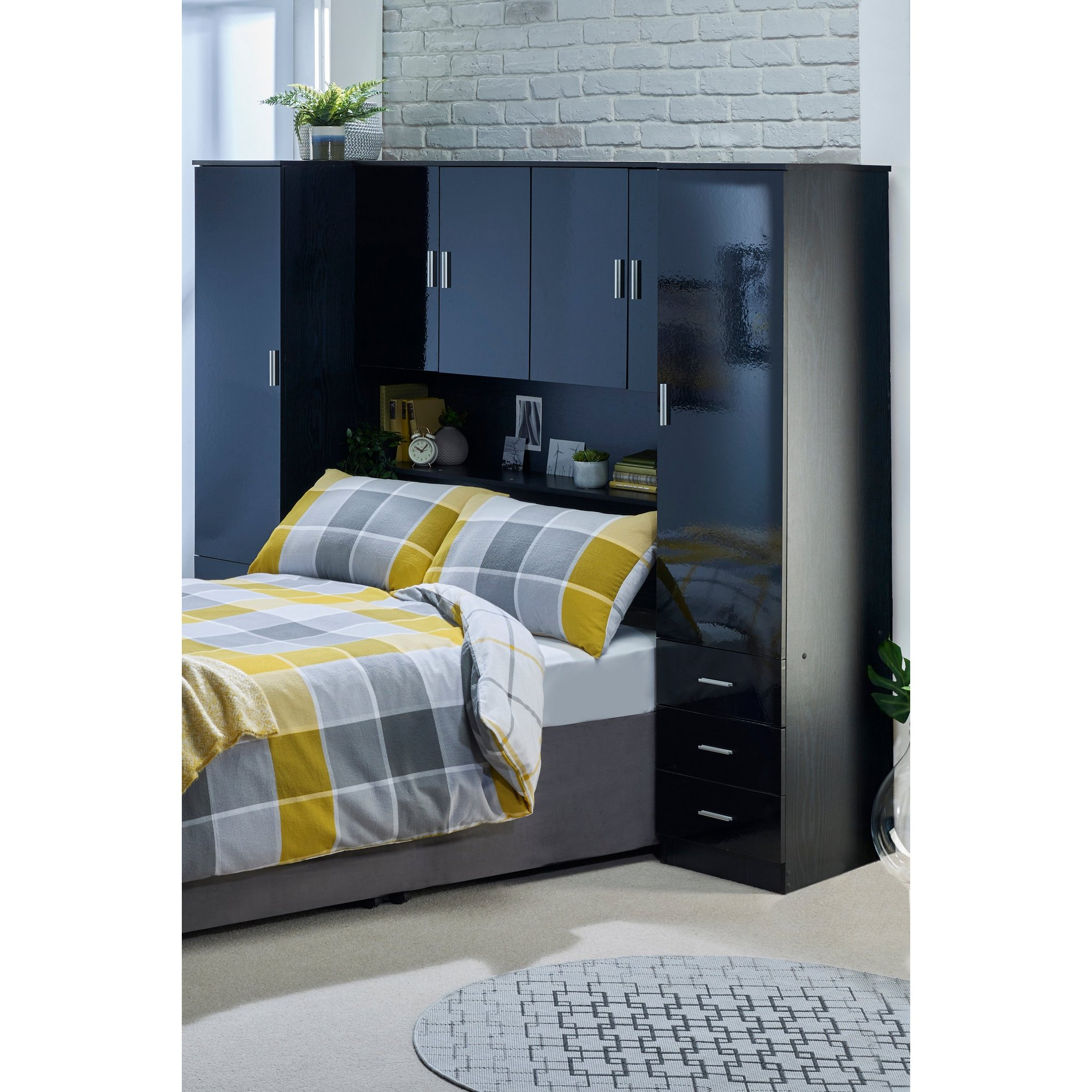 Image of Carleton Overbed Unit