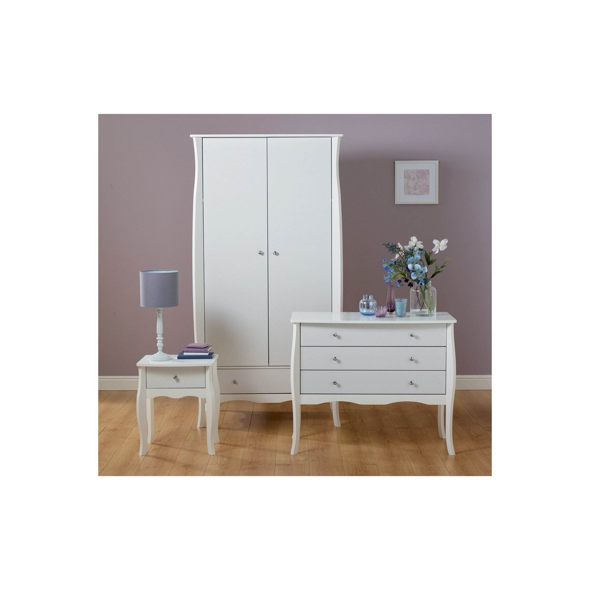 Image of Amelie 3-Piece Bedroom Set