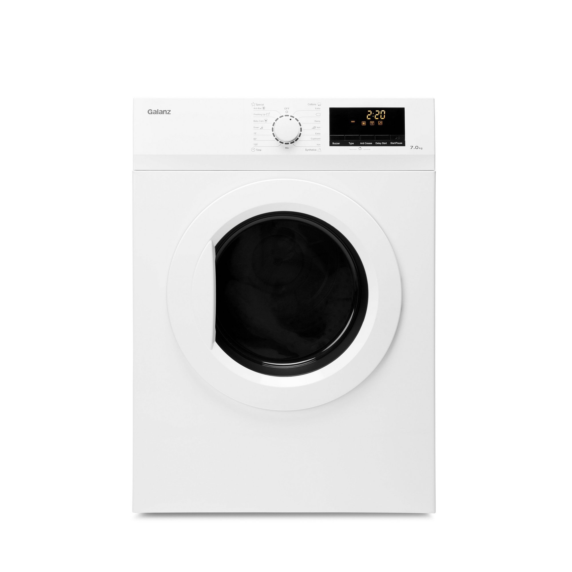 Image of Galanz 7kg Tumble Dryer