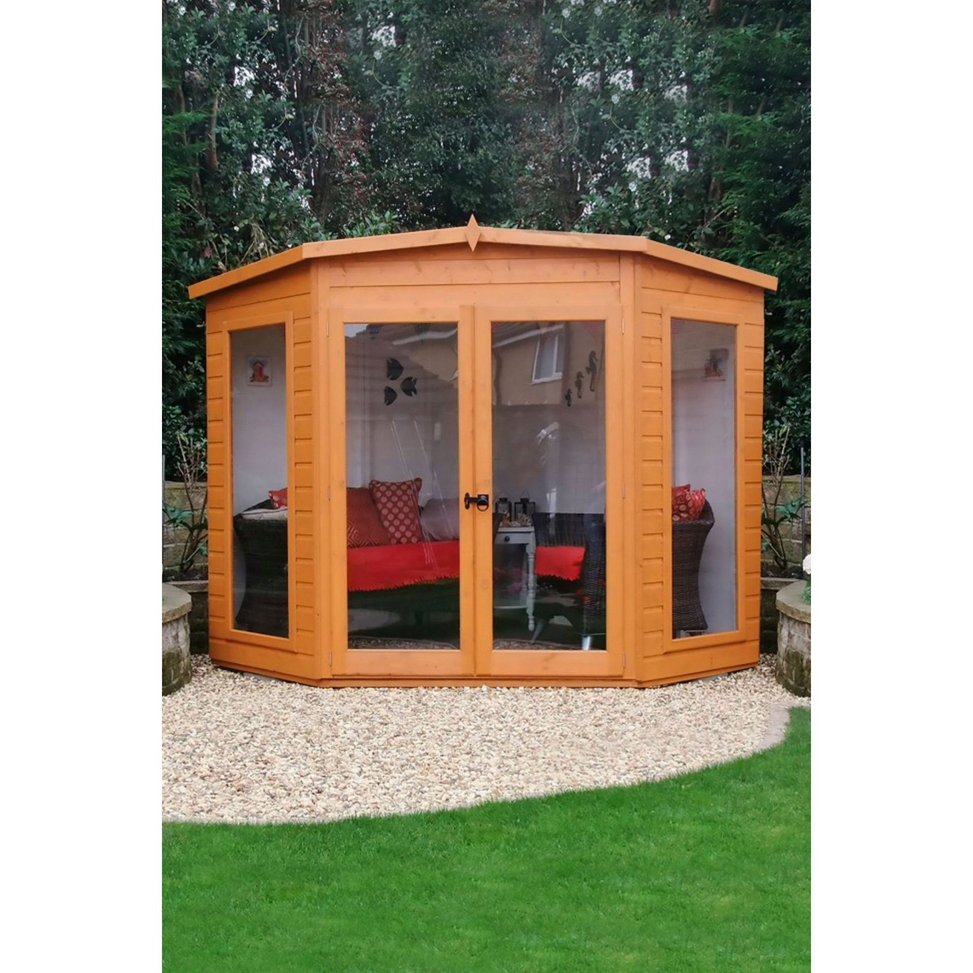 Image of Barclay Corner Summer House