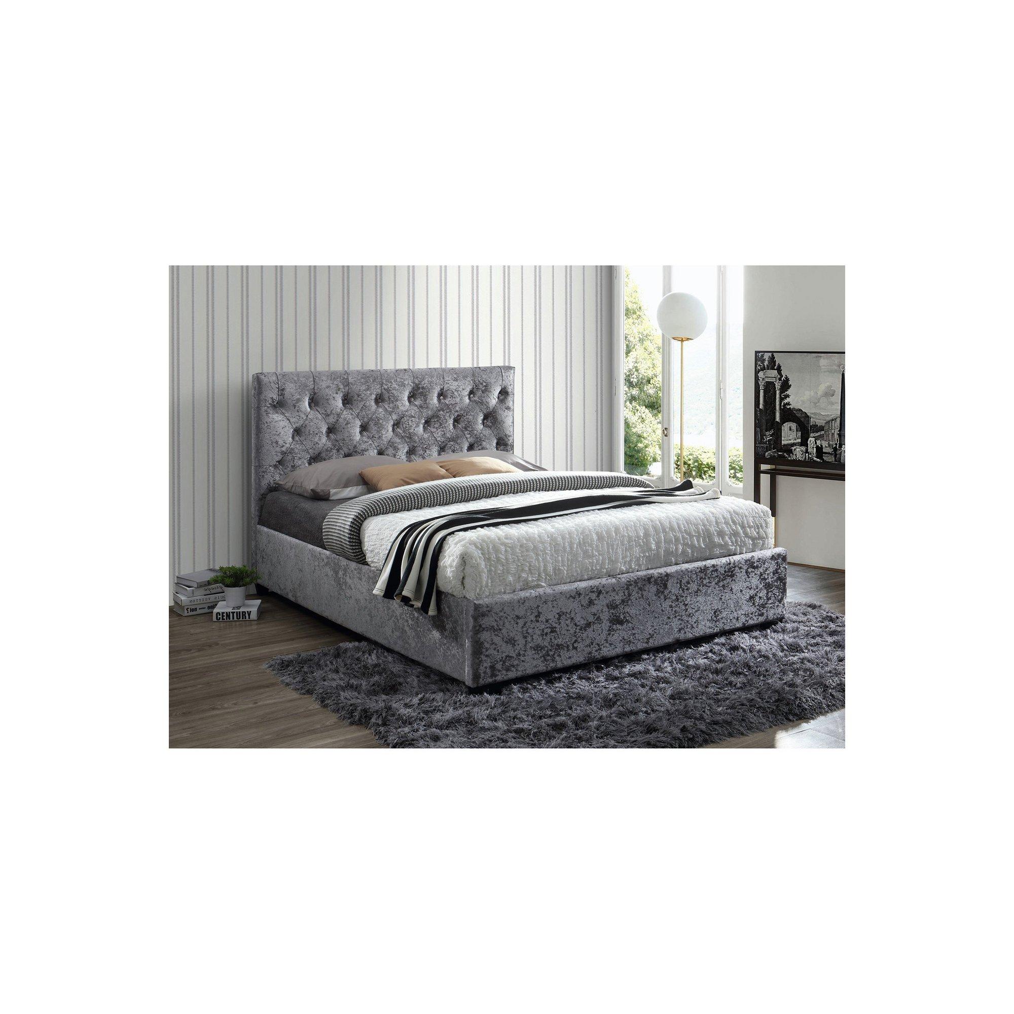 Image of Cologne Bed - Crushed Velvet