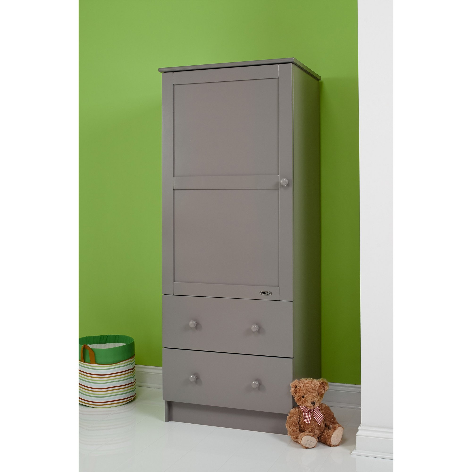 Image of Obaby Stamford Double Wardrobe