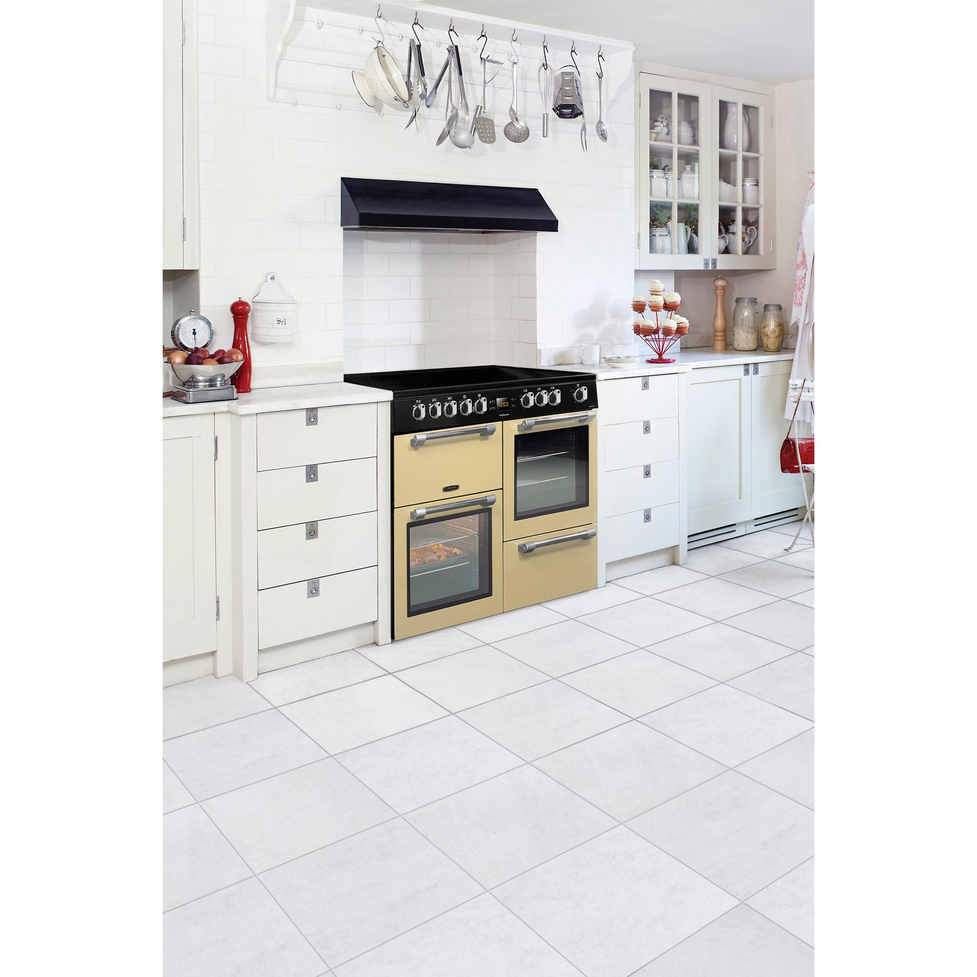 Image of Leisure 100cm Cookmaster Electric Range Cooker