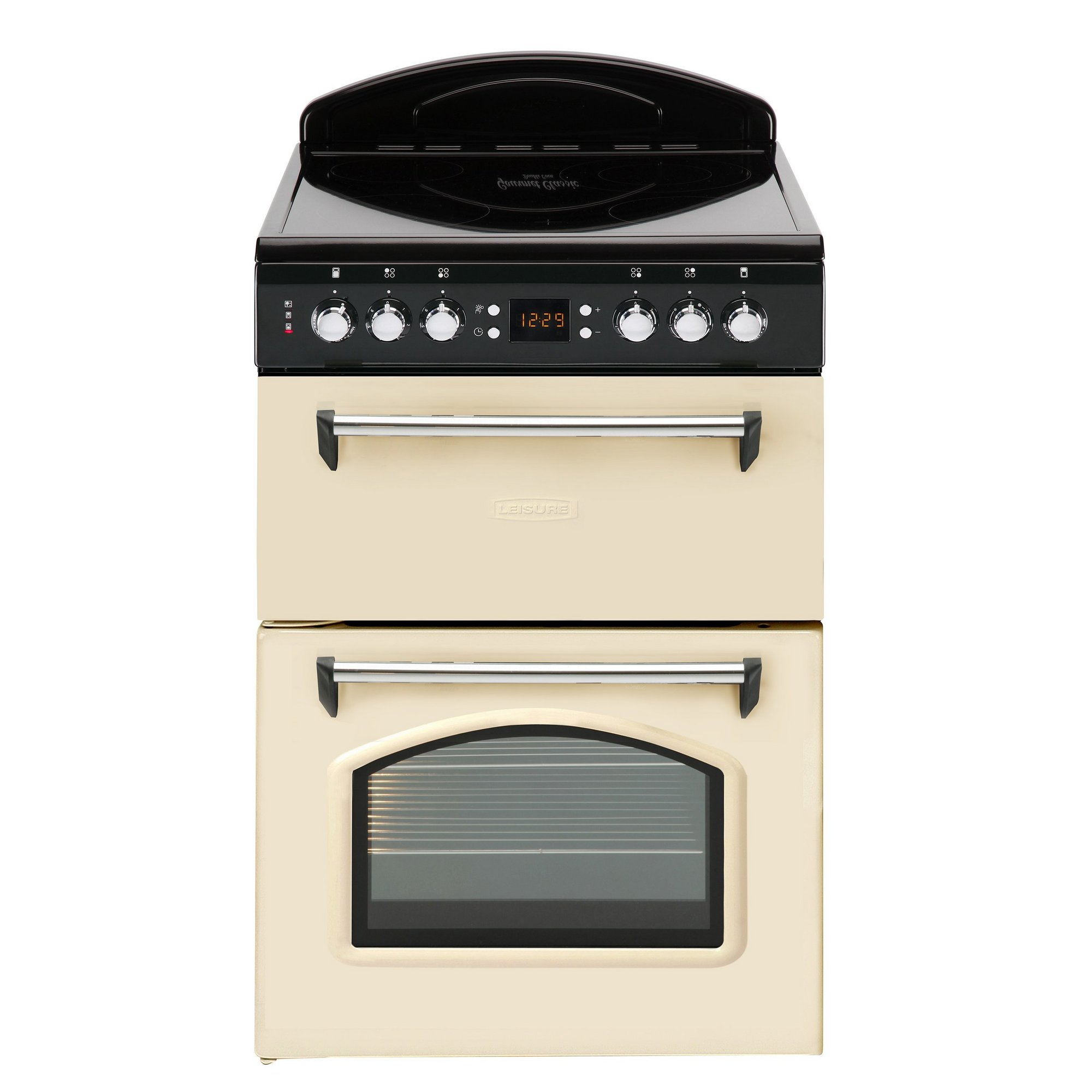 Image of Leisure Classic 60cm Range Style Electric Cooker with Ceramic Hob