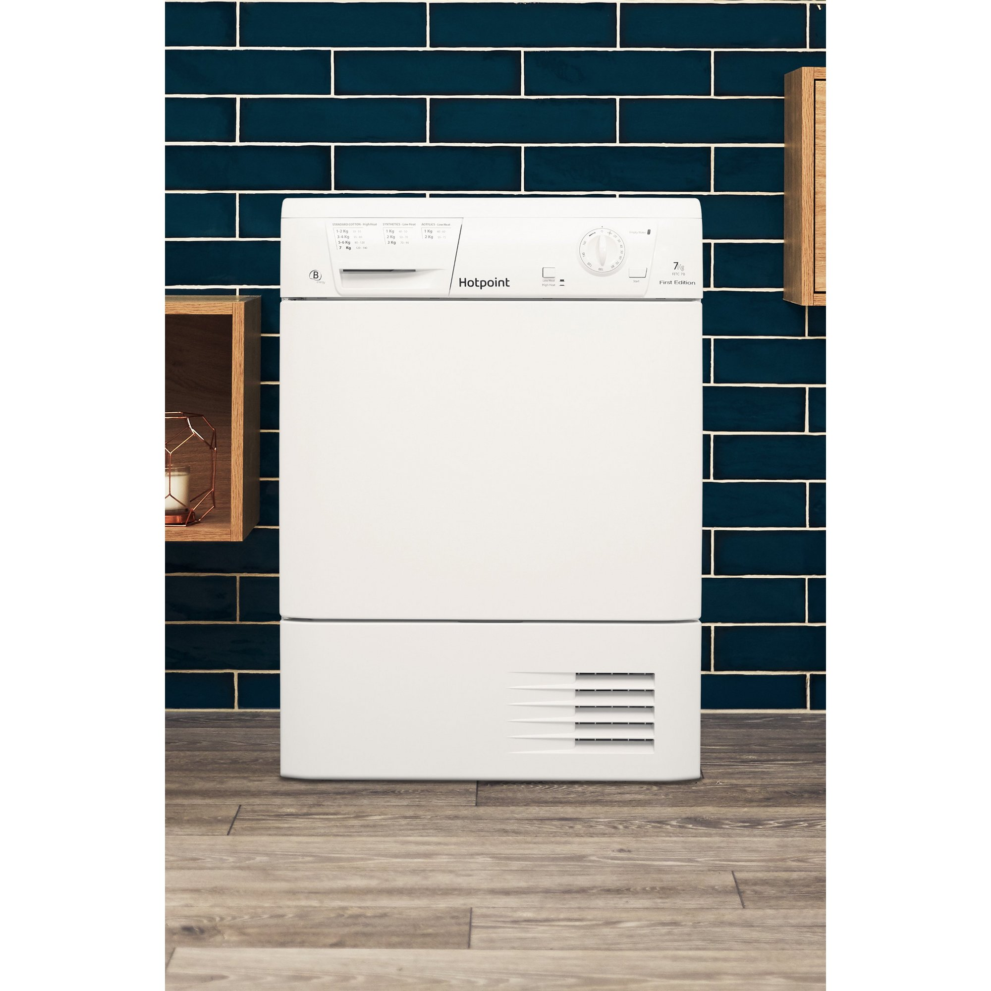 Image of Hotpoint 7kg Condenser Tumble Dryer