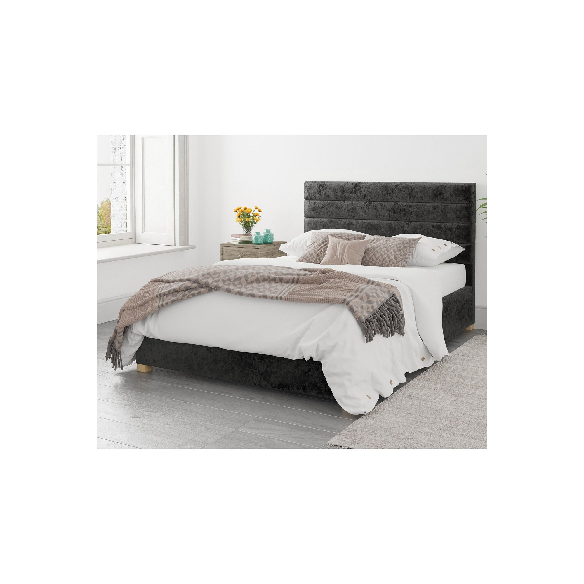 Image of Aspire Kelly Ottoman Bed