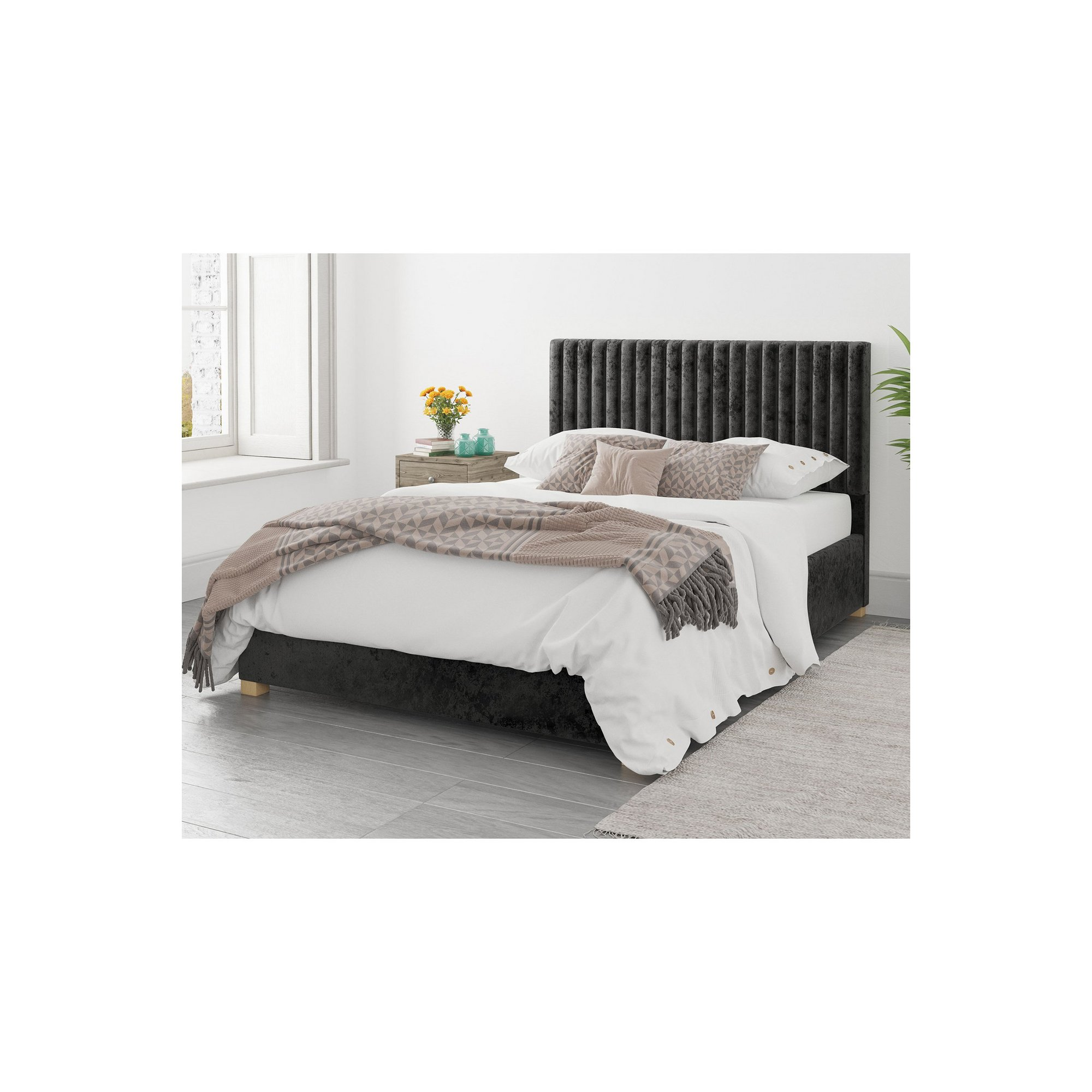 Image of Aspire Grant Ottoman Bed