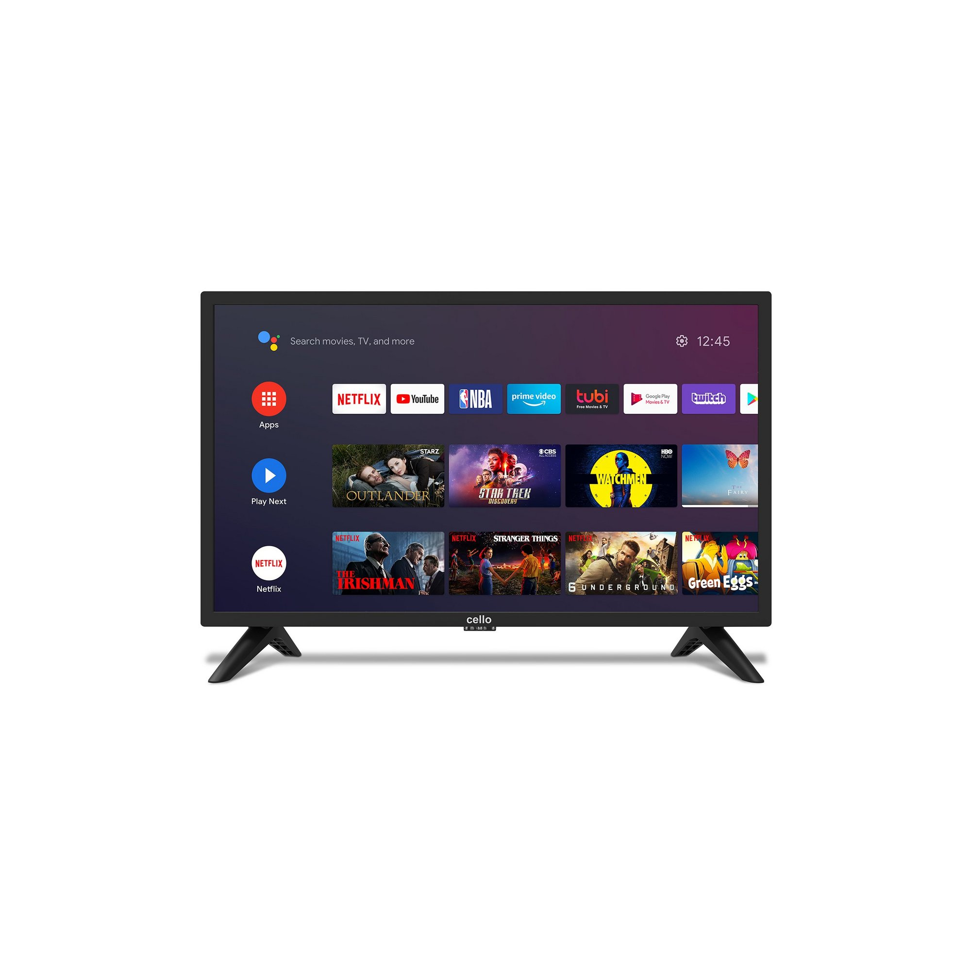 Image of Cello 24 Inch C2420G Google Smart TV