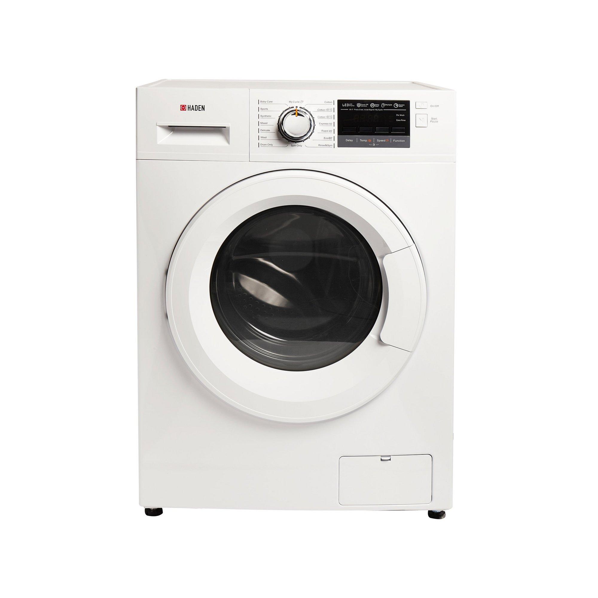 Image of Haden 10kg 1600 Spin Washing Machine
