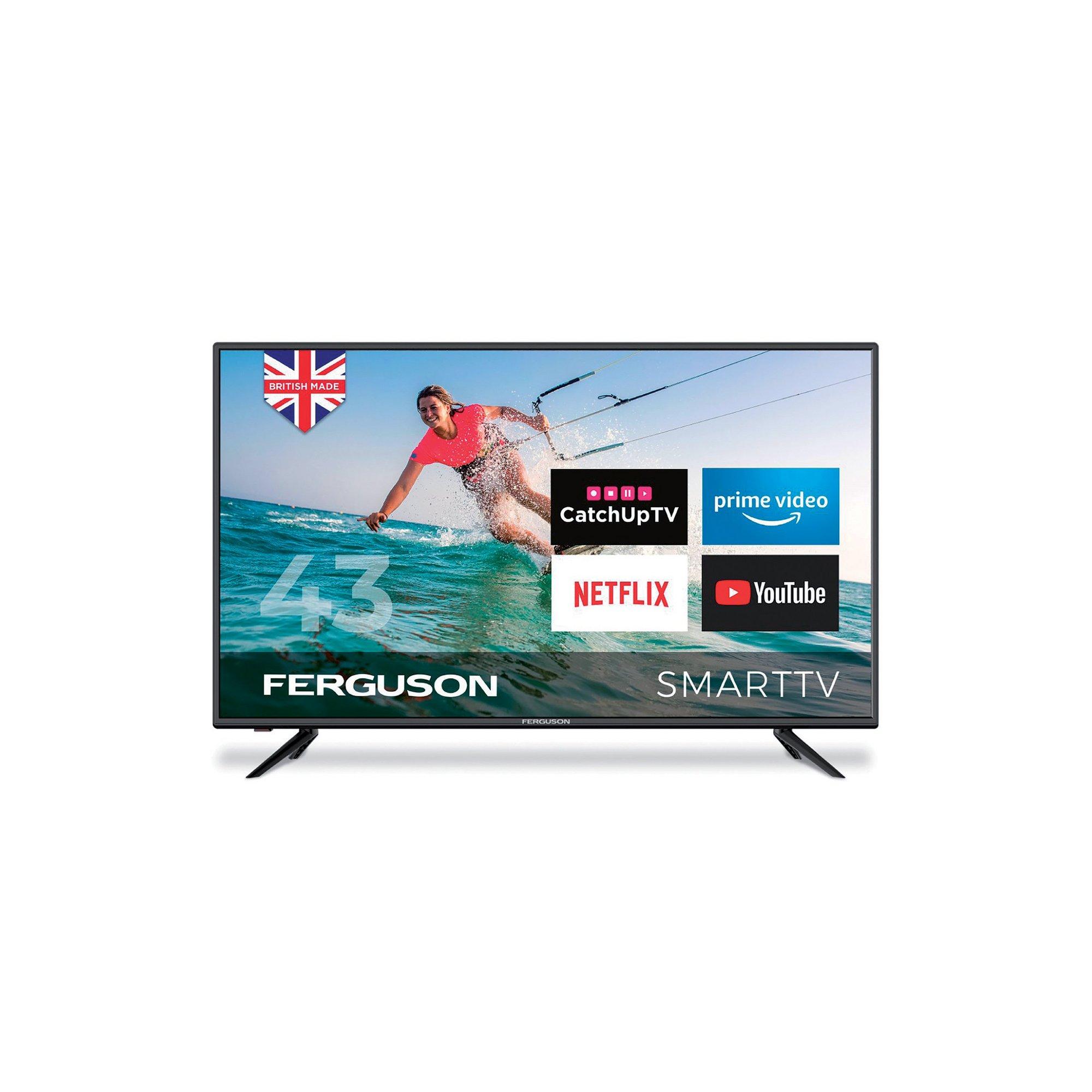 Image of 43 Inch Ferguson F3220RTSF Smart TV