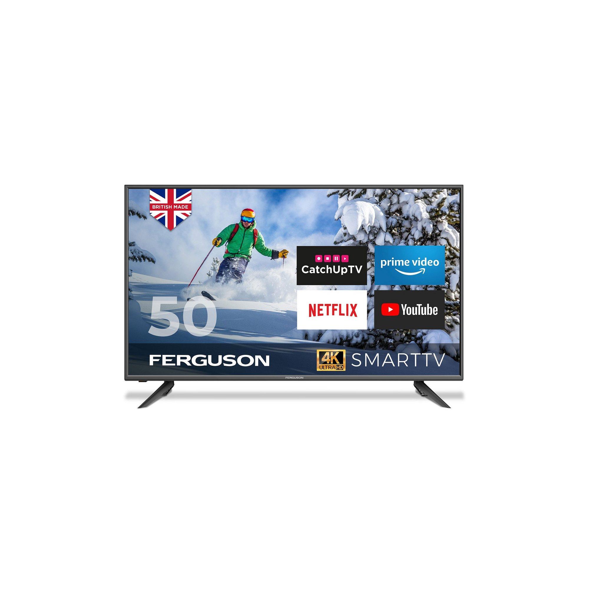 Image of Ferguson 50 inch F50RTS4K UHD Smart TV