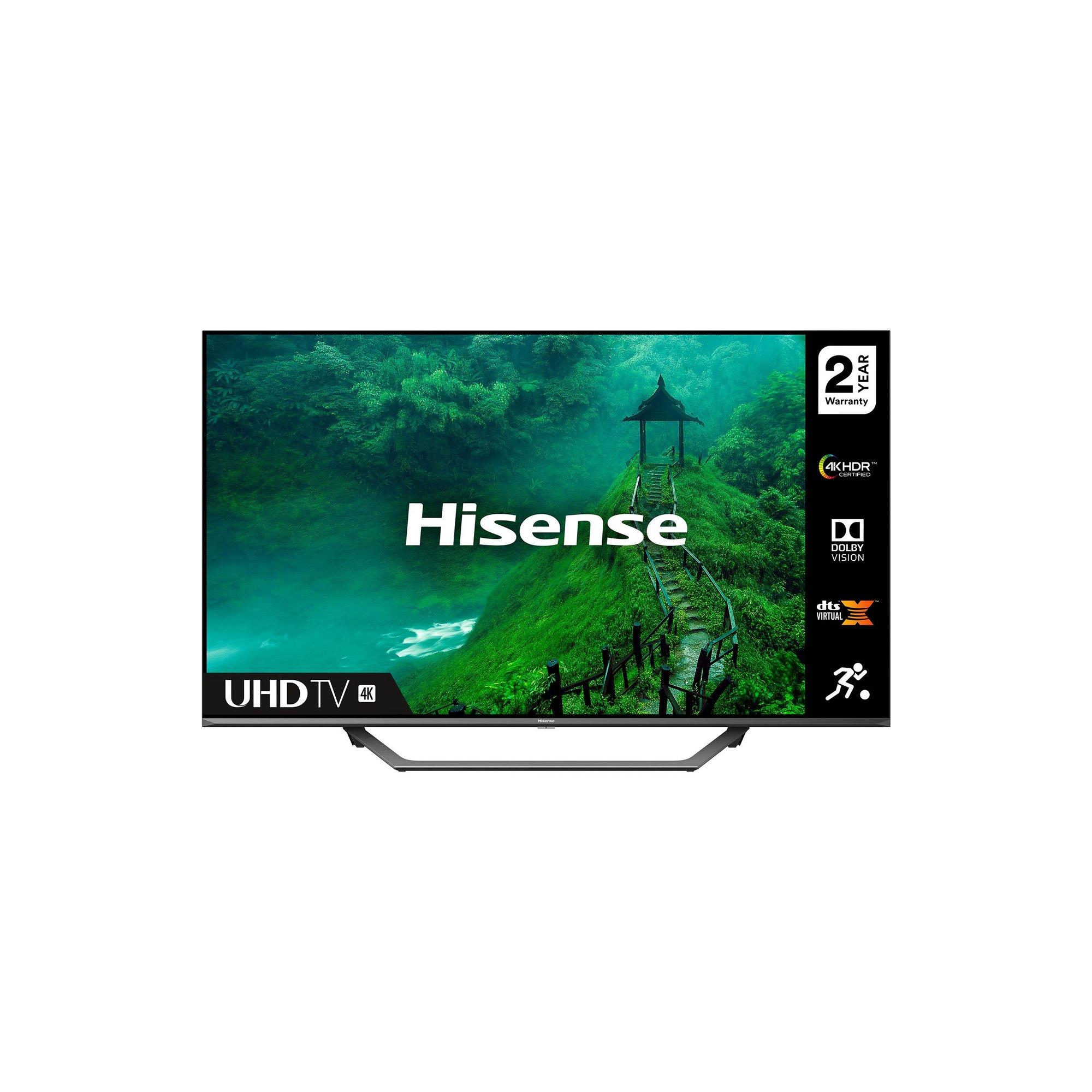 Image of Hisense 43 Inch 43AE7400FTUK LED HDR 4K Ultra HD Smart TV