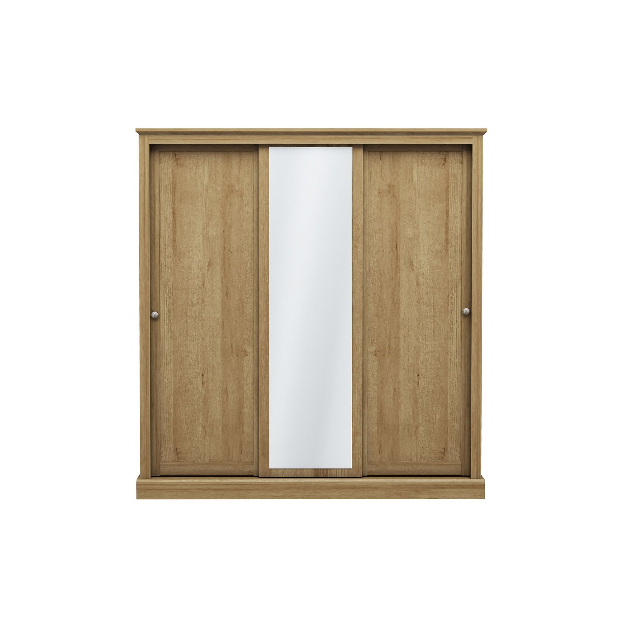 Image of Devon 3 Door Sliding Wardrobe