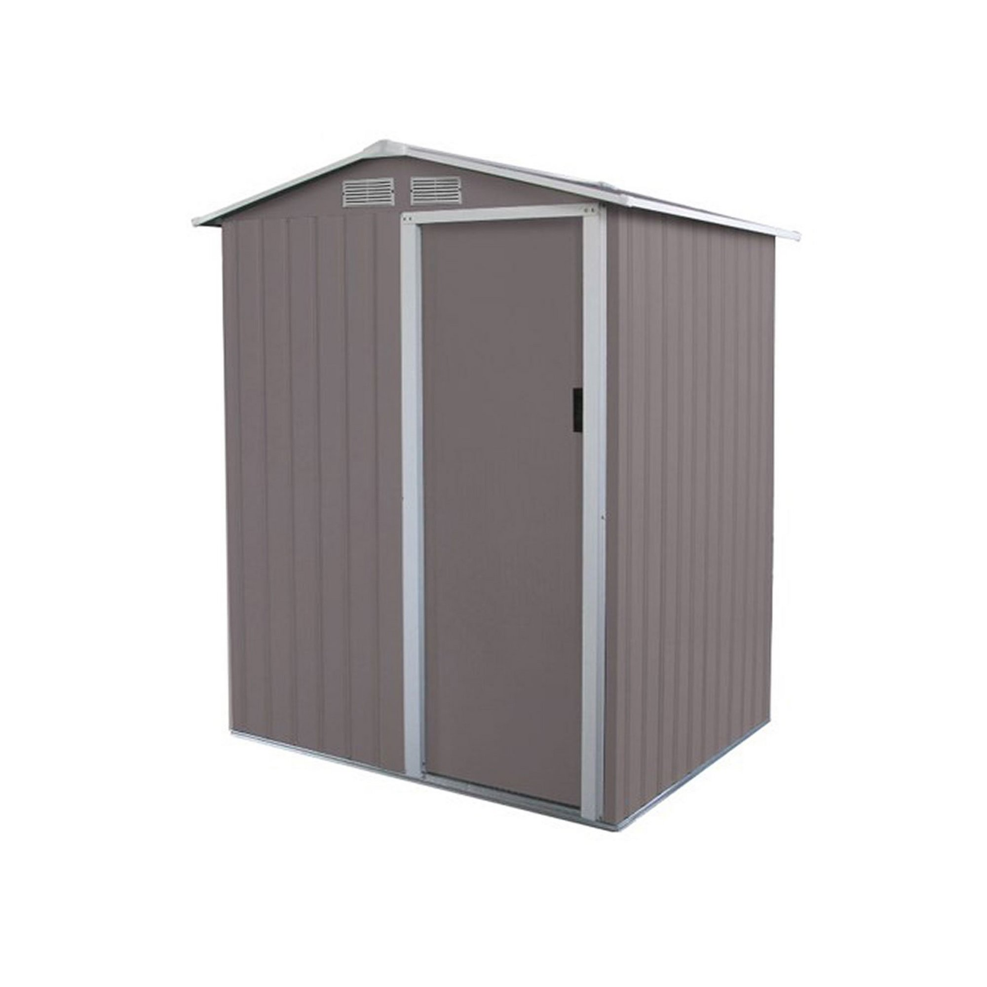 Image of 4.9 x 4.3Ft Metal Shed