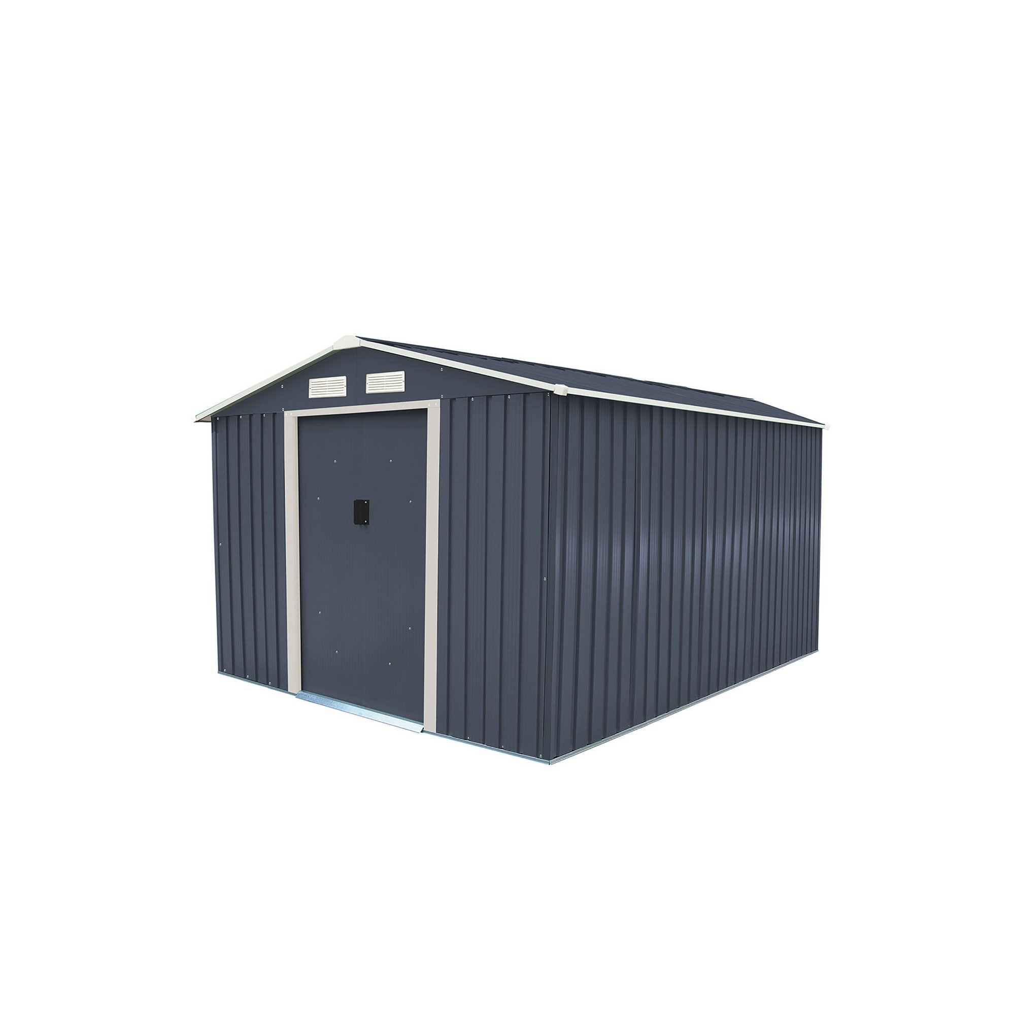 Image of 10 x 8Ft Large Metal Shed