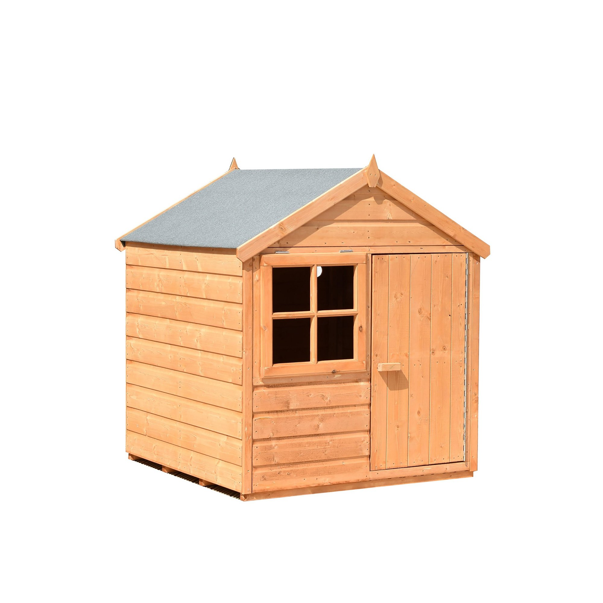 Image of 4x4 Playhut with Top Coat