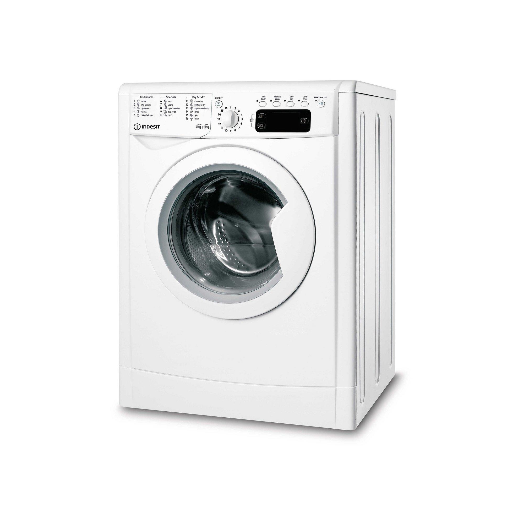 Image of Indesit 7kg Washer Dryer