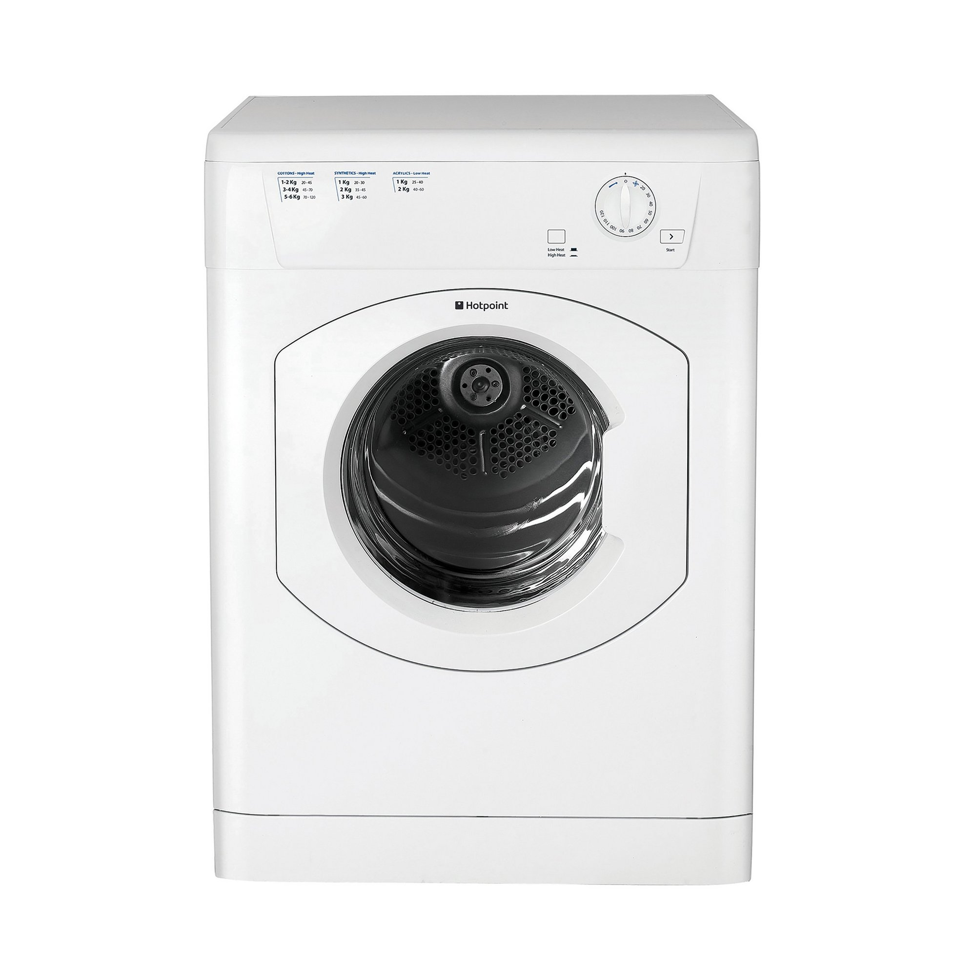 Image of Hotpoint 6kg Vented Tumble Dryer