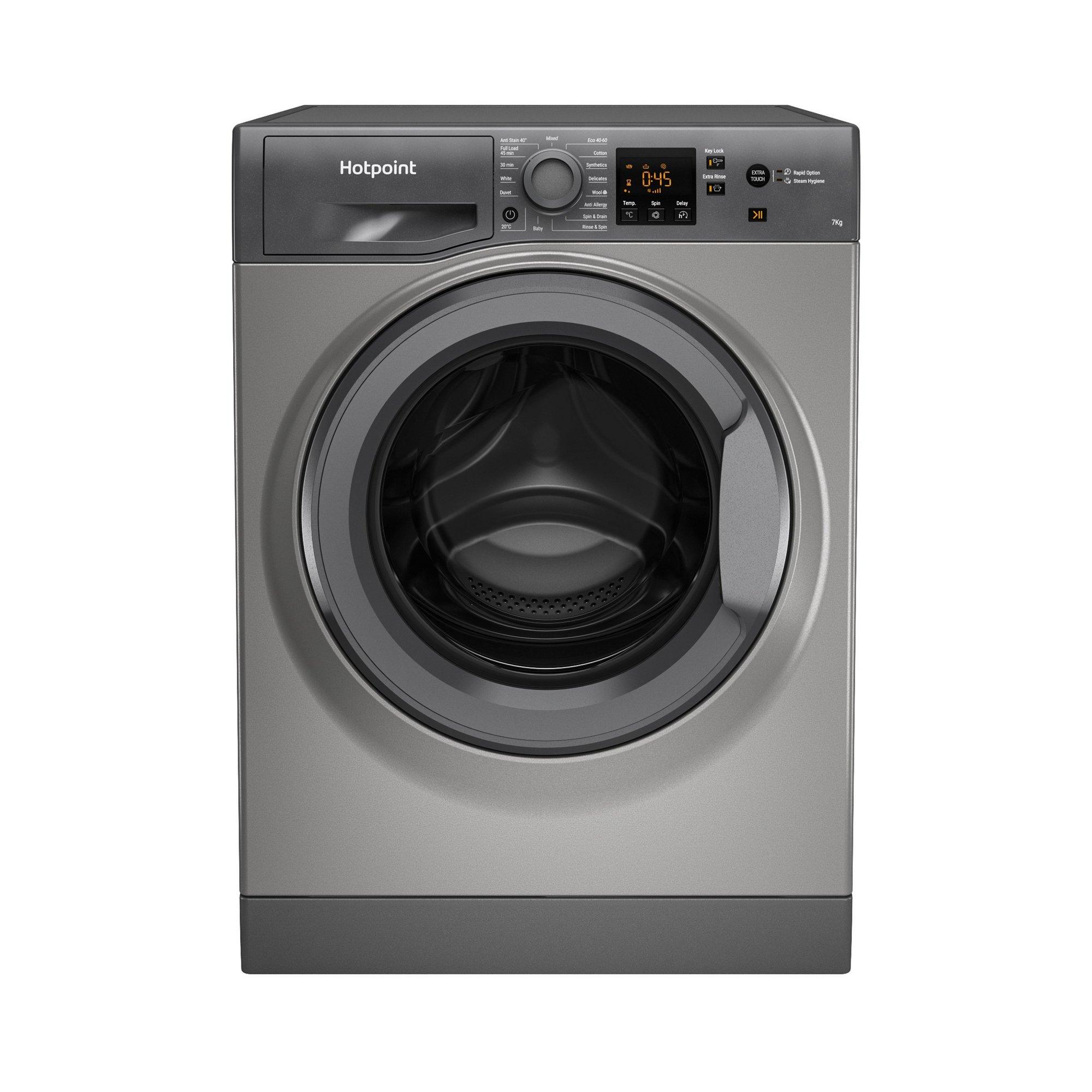 Image of Hotpoint 7kg Washing Machine