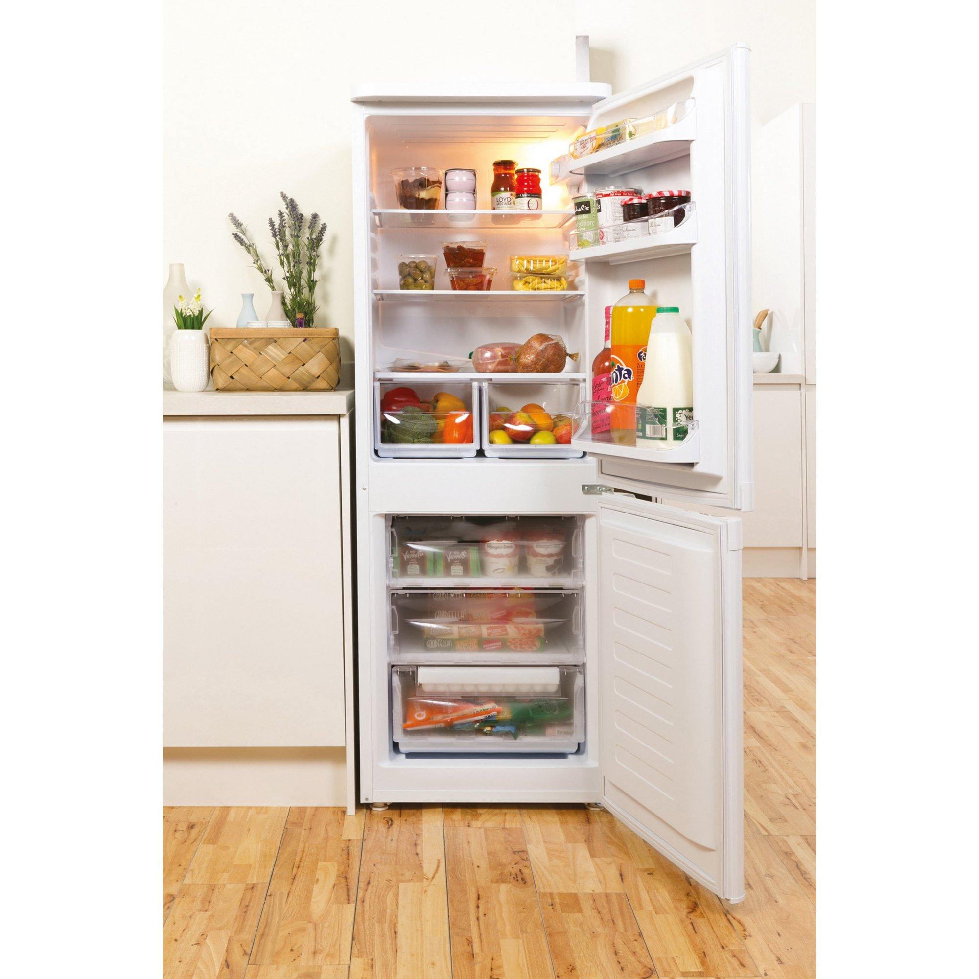 Image of Indesit 55cm 60/40 Fridge Freezer